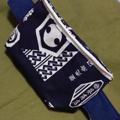 "Thumbnail of ""帆布 ボディバック 商標 醤油 レトロ 酒屋 前掛け ショルダー"""