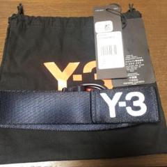 "Thumbnail of ""Y-3 ベルト Sサイズ 美品 最終値下げ"""