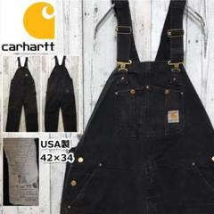 "Thumbnail of ""カーハート Carhartt ダブルニー オーバーオール サロペット 32×34"""