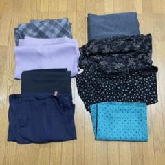 "Thumbnail of ""まとめ売り 8枚セット レディース 婦人服 スカート パンツ"""