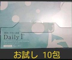 "Thumbnail of ""【即日、匿名発送】デイリーワン マウスウォッシュ 10本"""