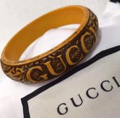 """Thumbnail of """"S1425 GUCCI ロゴ&スネーク ブレスレット S"""""""