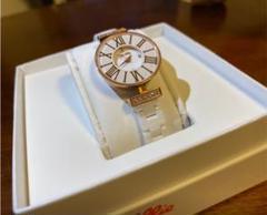 流行のピンクゴールド 腕時計