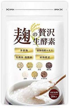 "Thumbnail of ""GRACE 麹の贅沢生酵素 60粒"""