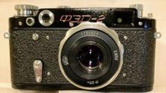 """Thumbnail of """"希少!ブラックBODY FED2+インダスター52mm F2.8"""""""