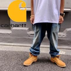 "Thumbnail of ""Carhartt カーハート デニム ジーンズ バギーパンツ B4"""