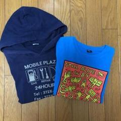 "Thumbnail of ""ユニクロ Best Press Tシャツ 130 子供 キッズ 送料込 匿名配送"""