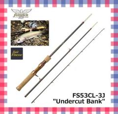 "Thumbnail of ""※フェンウィック FS53CL 3J ""Undercut Bank""※"""