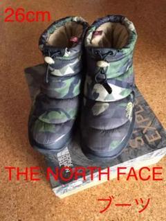 "Thumbnail of ""THE NORTH FACE 迷彩柄 ブーツ"""