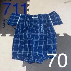 """Thumbnail of """"711  べびぃ みっきぃ ロンパース型甚平"""""""