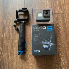 "Thumbnail of ""GoPro ウェアラブルカメラ HERO5 Black CHDHX-501-JP"""