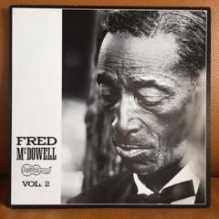 "Thumbnail of ""Fred Mcdowell Vol.2   ブルース"""