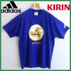 """Thumbnail of """"レア*adidas*KIRIN*1996年*キリンカップ*Tシャツ*Lサイズ"""""""