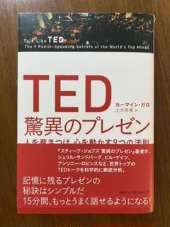 "Thumbnail of ""TED 驚異のプレゼン"""