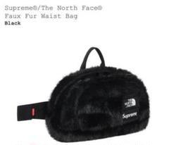 "Thumbnail of ""Supreme North Face Faux Fur Waist Bag"""