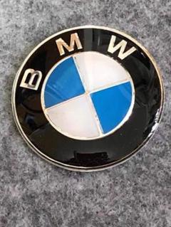 "Thumbnail of ""BMW エンブレム 45mmステアリング用 送料無料"""