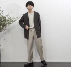 "Thumbnail of ""アダムエロペ【CARREMAN】ルームジャケット 定価 18150円"""