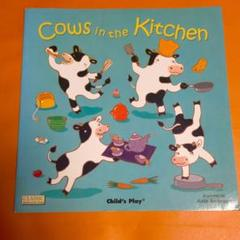 """Thumbnail of """"洋書読み聞かせCD付☆Cows in the kitchen"""""""