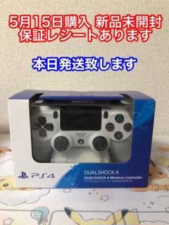 "Thumbnail of ""PS4 純正コントローラー DUALSHOCK4   ホワイト"""