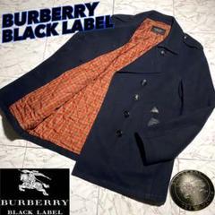 "Thumbnail of ""【大きいサイズ】BURBERRY BLACK LABEL ナポレオンピーコート"""