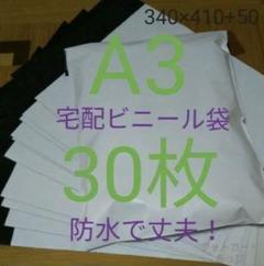 "Thumbnail of ""宅配ビニール袋 a3 30 梱包"""