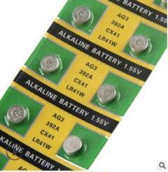 """Thumbnail of """"ag3ボタン電池/一板10個"""""""