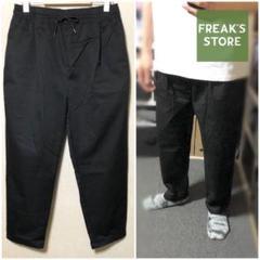 "Thumbnail of ""FREAK'S STOREワイドパンツ黒パンツブラックパンツイージーパンツメンズ"""