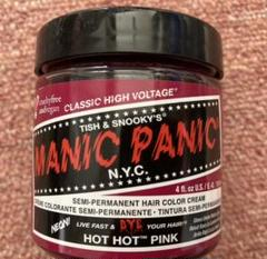 "Thumbnail of ""MANIC PANIC マニックパニック ホットホットピンク  新品未使用品"""