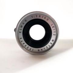 "Thumbnail of ""LEITZ WETZLAR ELMAR 50mm F2.8 Mマウント 沈胴式"""