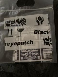 """Thumbnail of """"wasted youth black eye patch バンダナ"""""""