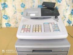 "Thumbnail of ""カシオレジスターte101"""