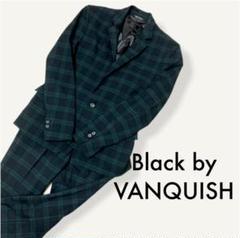 """Thumbnail of """"Black by VANQUISH  スーツ セットアップ グリーン ブラック"""""""