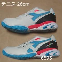 "Thumbnail of ""テニス 26cm ディアドラ S.STAR K DURATECH AG"""