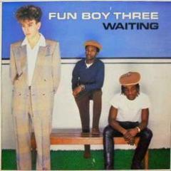 "Thumbnail of ""FUN BOY THREE / Waiting (LP)"""