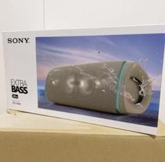 """Thumbnail of """"Sony ワイヤレスポータブルスピーカー SRS-XB43 ベージュ早いもの勝ち"""""""