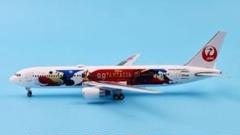 """Thumbnail of """"@新品@日本航空B767-300ER ディズニー 魔法使いミッキーの特装ジェット"""""""