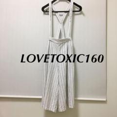 "Thumbnail of ""LOVETOXIC  160センチ  サスペンダー付きパンツ"""