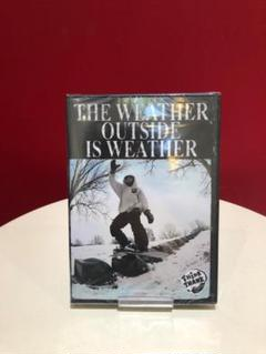 """Thumbnail of """"スノーボードDVD THE WEATHER OUTSIDE IS WEATHER"""""""