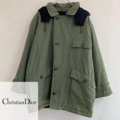 "Thumbnail of ""Christian Dior ディオール デザイン フーディ モッズコート"""