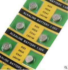 """Thumbnail of """"ボタン電池 AG3 1.55V  10個セット リチウム コイン型ns"""""""
