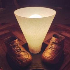 """Thumbnail of """"ヴィンテージ レトロ アンティーク 靴ランプ 間接照明 アンティークランプ"""""""