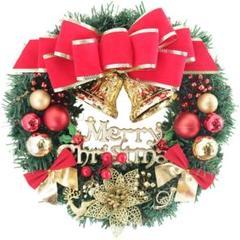 """Thumbnail of """"クリスマスリースクリスマス飾り玄関リースドア窓オーナメントインテリアの飾"""""""