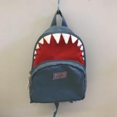 "Thumbnail of ""キャスキッドソン 子供用 リュックサック サメ シャーク キッズ サメ型 サメ柄"""