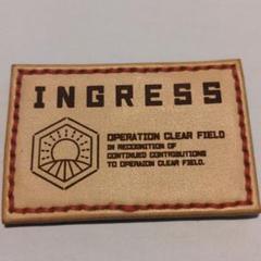 """Thumbnail of """"Ingress OCFパッチ 75mm×50mm"""""""