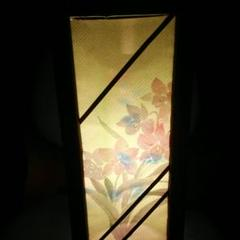 "Thumbnail of ""行灯です点灯したら回転し幻想的です。"""