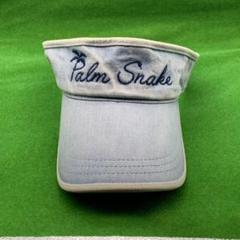 """Thumbnail of """"PALM SNAKE サンバイザー"""""""