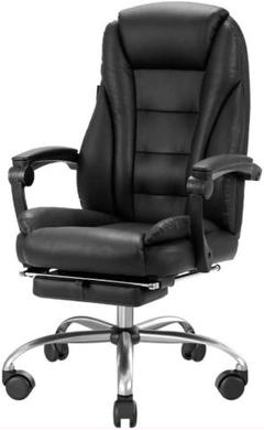 "Thumbnail of ""椅子、チェア、デスク椅子、社長椅子、ブラック"""