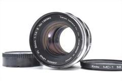 "Thumbnail of ""Canon キャノン FL 50mm f/1.4 II 分解清掃済 作例あり"""