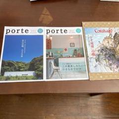 "Thumbnail of ""沖縄のオシャレ情報誌とジオ琉球 porte,Coralway"""