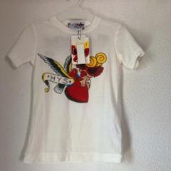 """Thumbnail of """"タグ付き ヒスミニ Tシャツ 100"""""""